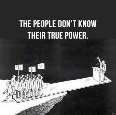 The power of nations